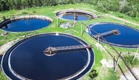 Municipal water treatment