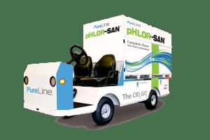 pHlorSan chlorine dioxide treatment solution