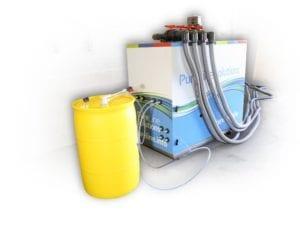 PureFlo chlorine dioxide treatment solutions