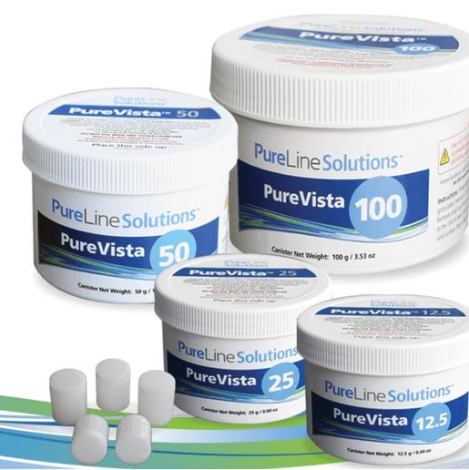 PureVista chlorine dioxide treatment solutions