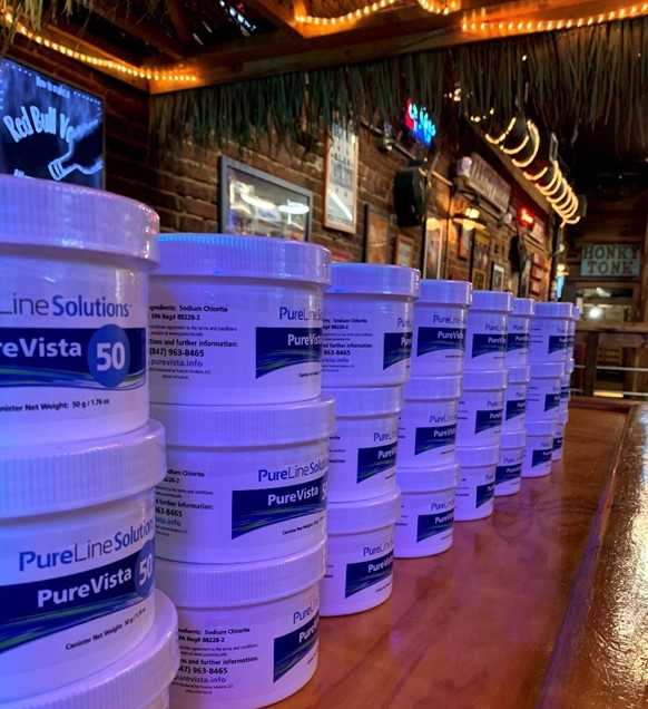 PureVista Works in Bars