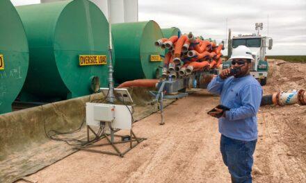 Chlorine Dioxide Treats Hydrogen Sulfide in Saudi Arabia